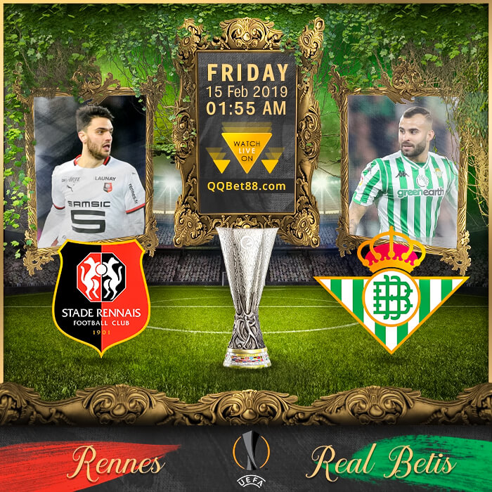 Rennes VS Real Betis