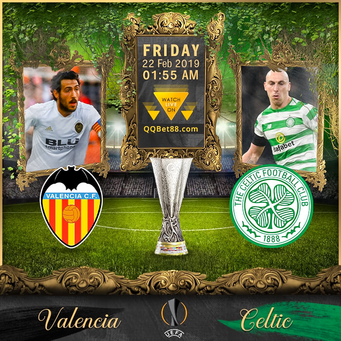 Valencia VS Celtic