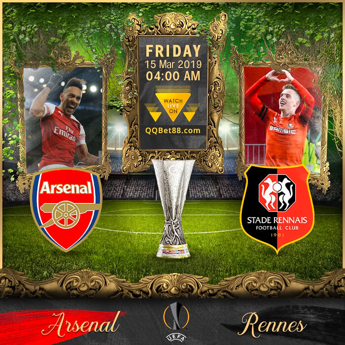 Arsenal VS Rennes