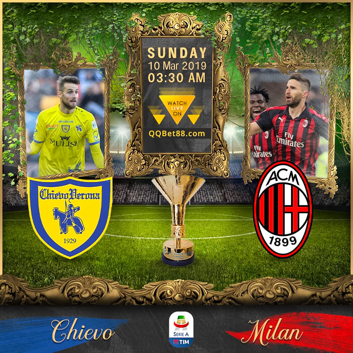 Chievo VS Milan