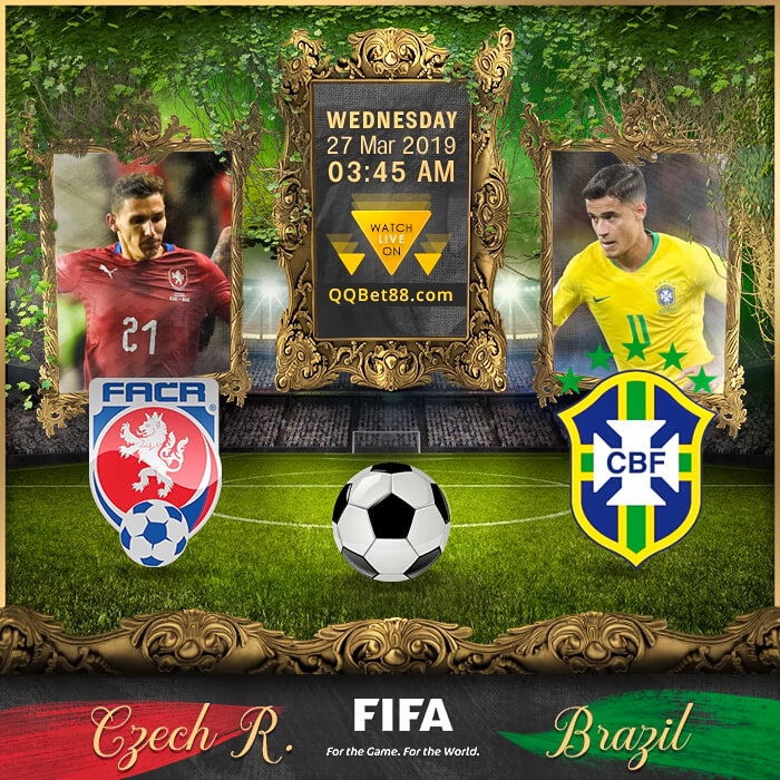 Czech Republic VS Brazil