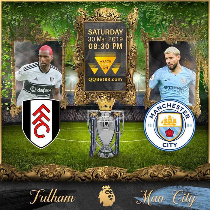 Fulham VS Manchester City