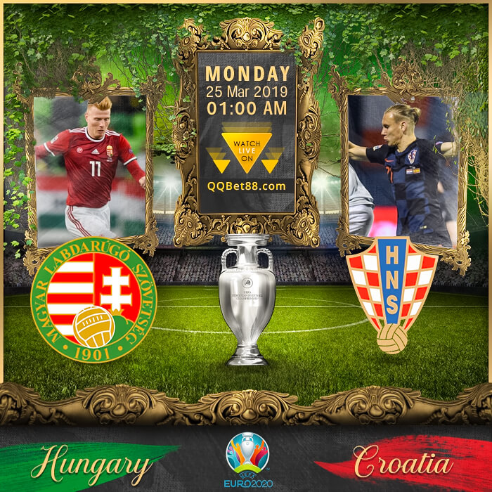 Hungary VS Croatia
