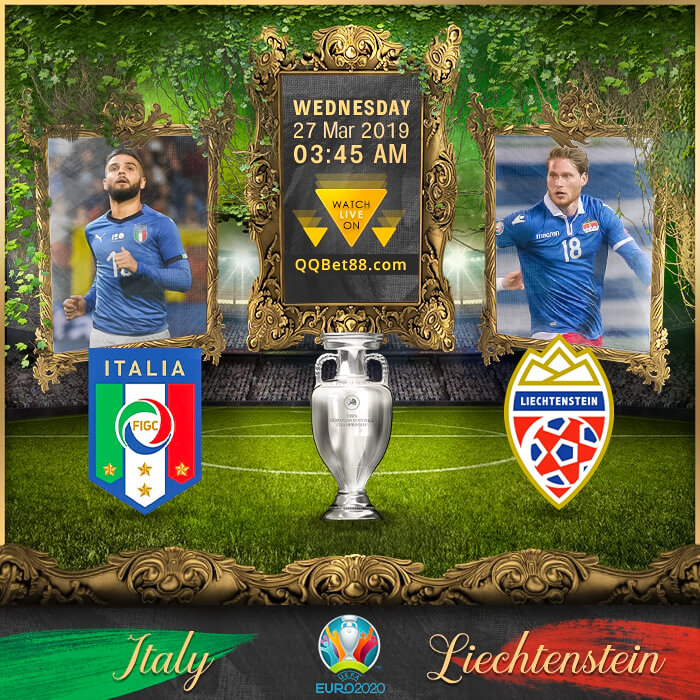 Italy VS Liechtenstein