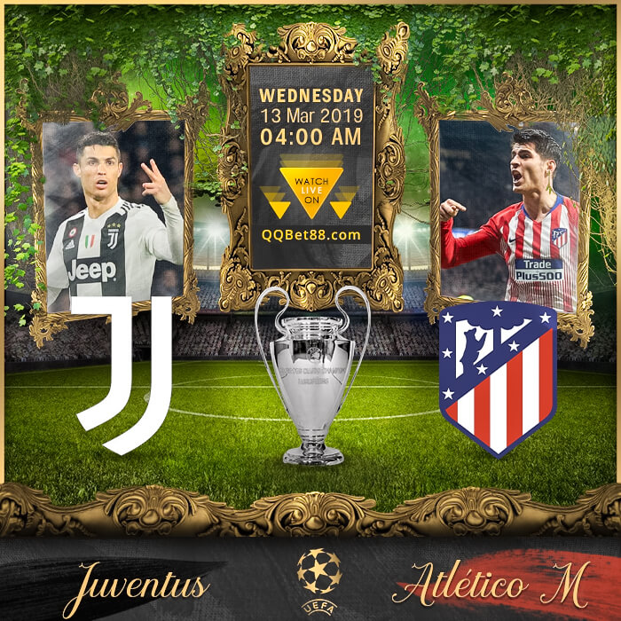 Juventus VS Atlético Madrid