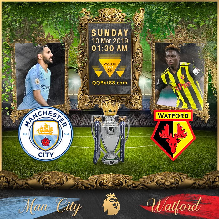 Manchester City VS Watford