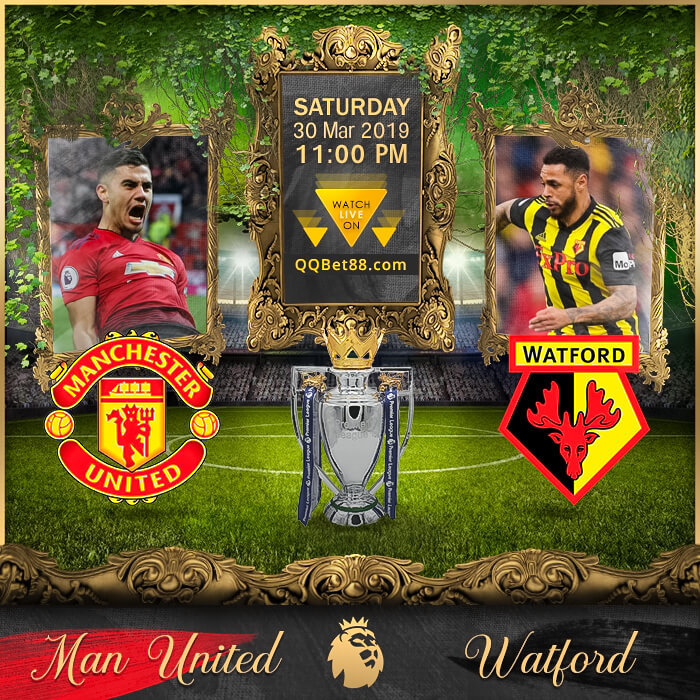 Manchester United VS Watford