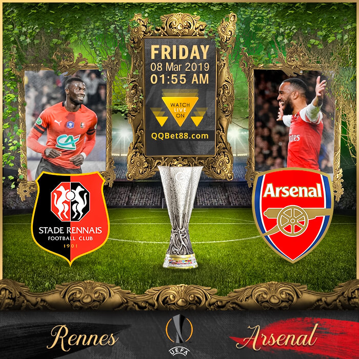 Rennes VS Arsenal