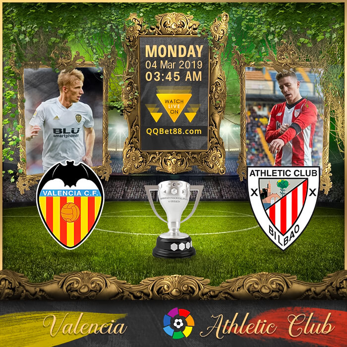 Valencia VS Athletic Club