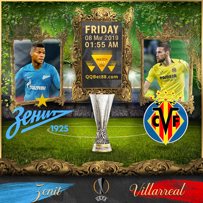 Zenit VS Villarreal