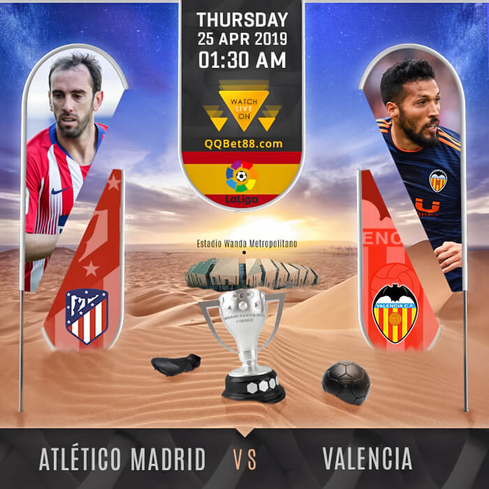 Atlético Madrid VS Valencia