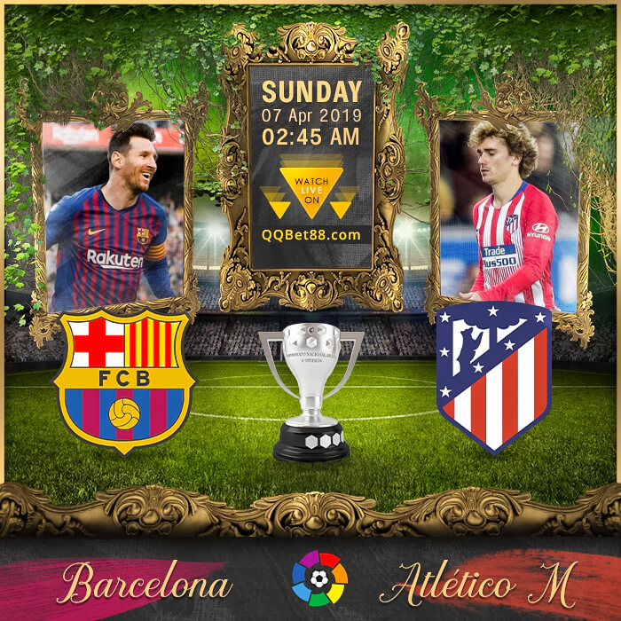 Barcelona VS Atlético Madrid