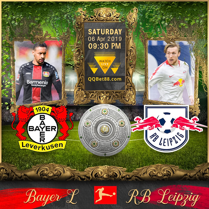 Bayer Leverkusen VS RB Leipzig