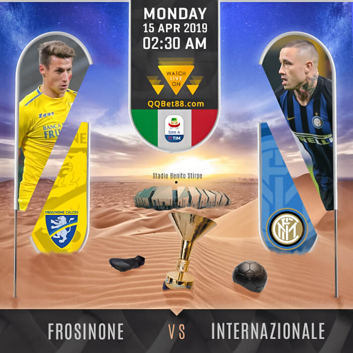 Frosinone VS Internazionale