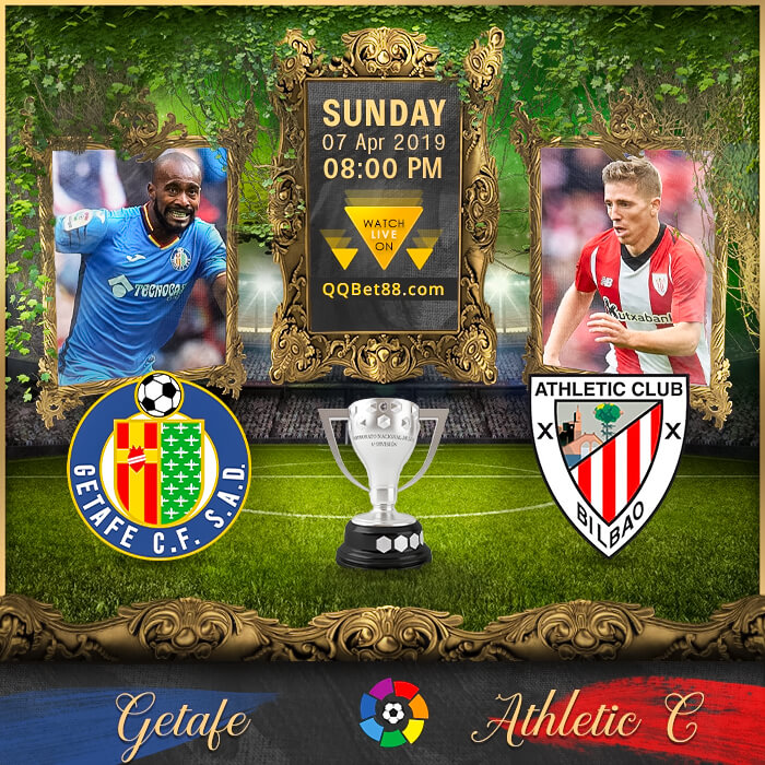 Getafe VS Athletic Club