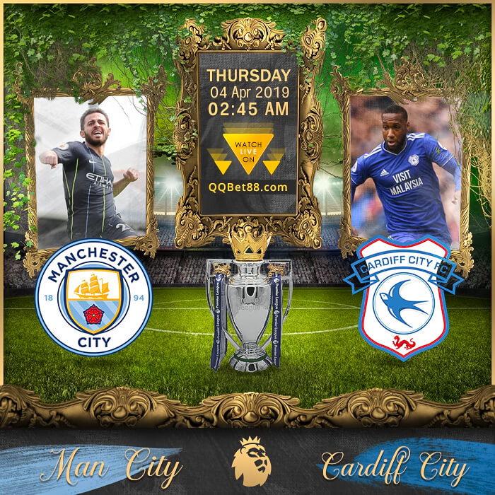 Manchester City VS Cardiff City