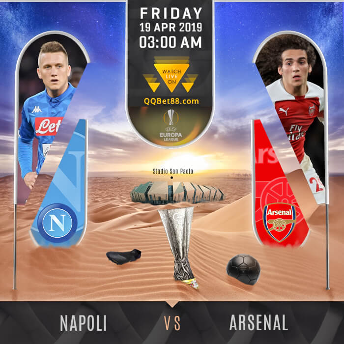 Napoli VS Arsenal