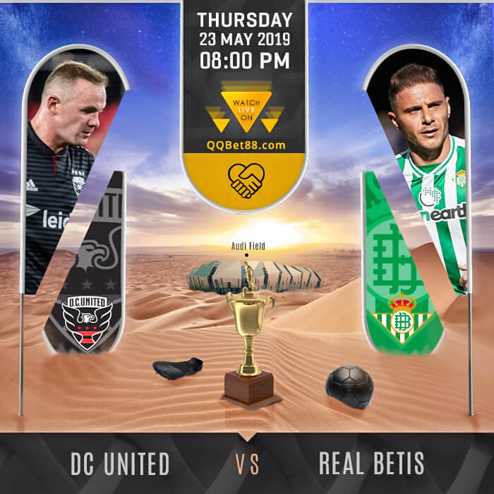 DC United VS Real Betis