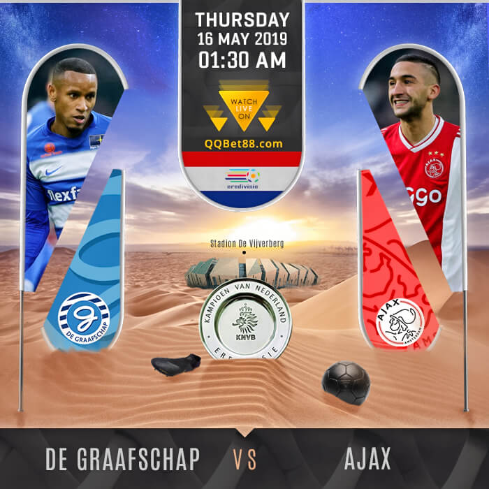 De Graafschap VS Ajax