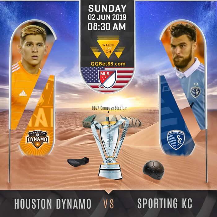 Houston Dynamo VS Sporting KC