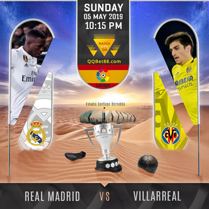 Real Madrid VS Villarreal