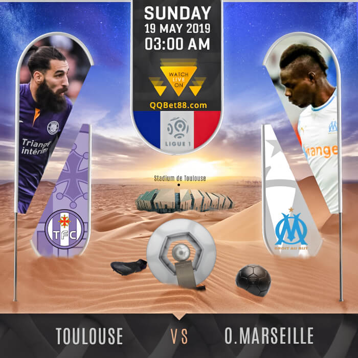 Toulouse VS Olympique Marseille