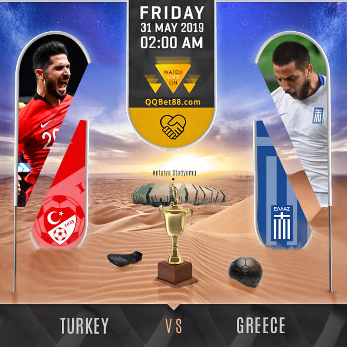 Turkey VS Greece