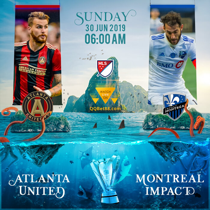 Atlanta United VS Montreal Impact