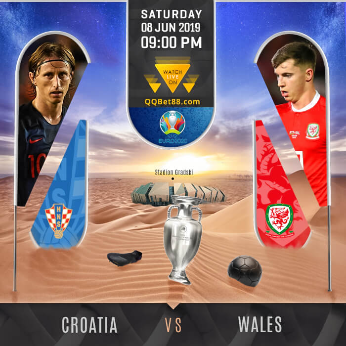 Croatia VS Wales