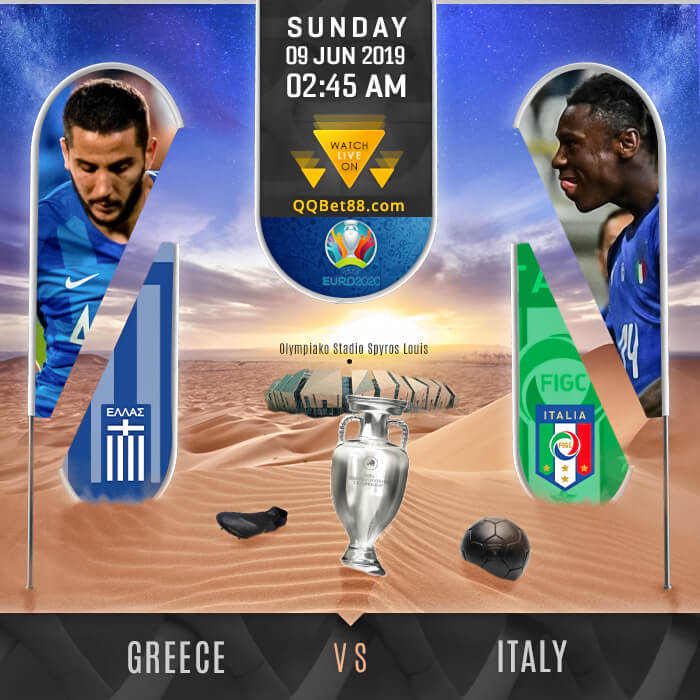 Greece VS Italy