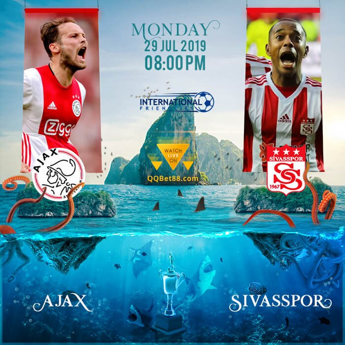 Ajax VS Sivasspor