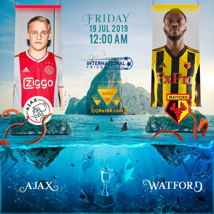 Ajax VS Watford