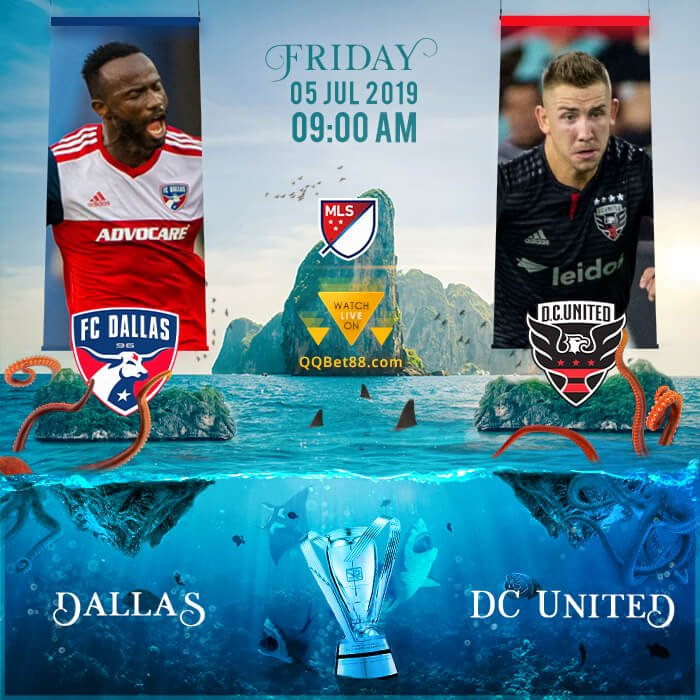 Dallas VS DC United