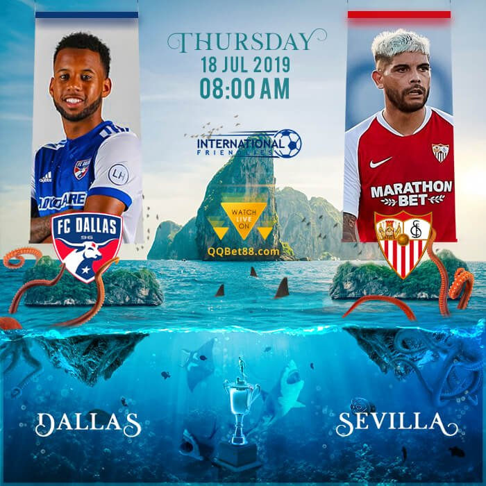 Dallas VS Sevilla