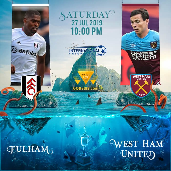 Fulham VS West Ham United