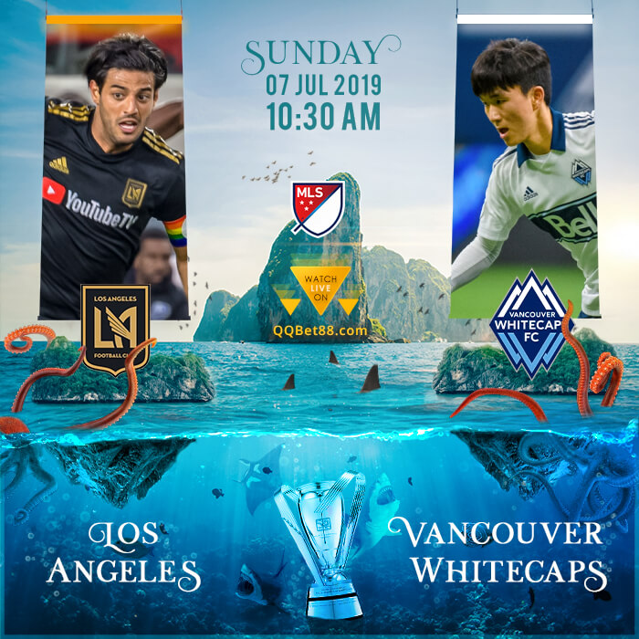 Los Angeles VS Vancouver Whitecaps