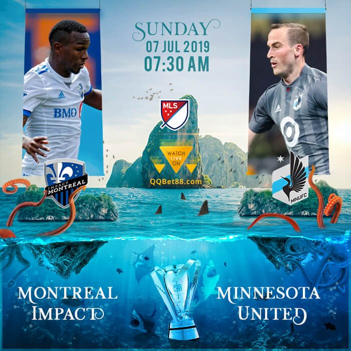 Montreal Impact VS Minnesota United