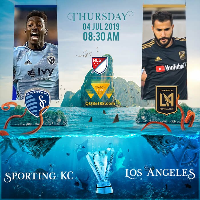 Sporting KC VS Los Angeles
