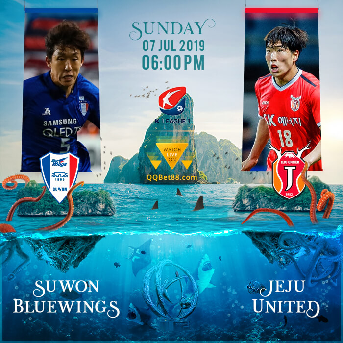 Suwon Bluewings VS Jeju United