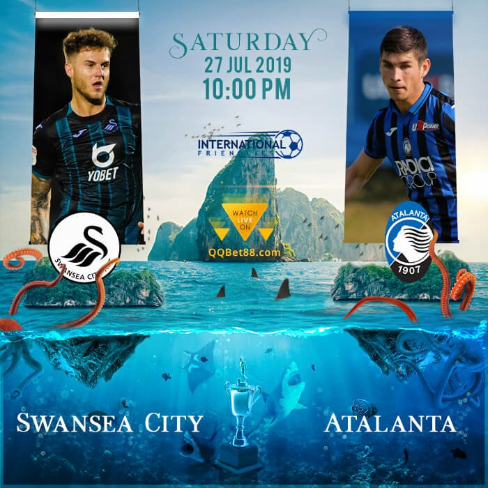 Swansea City VS Atalanta