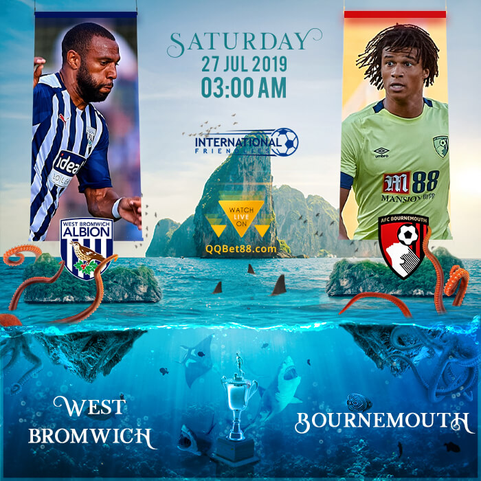 West Bromwich Albion VS AFC Bournemouth