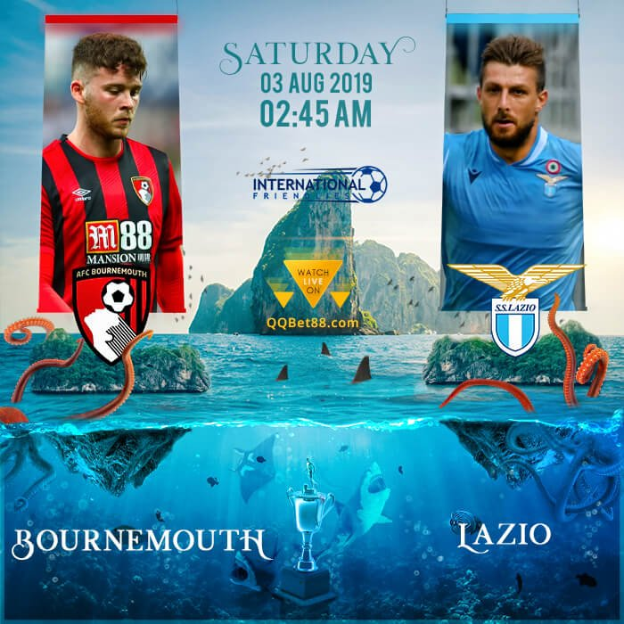 AFC Bournemouth VS Lazio