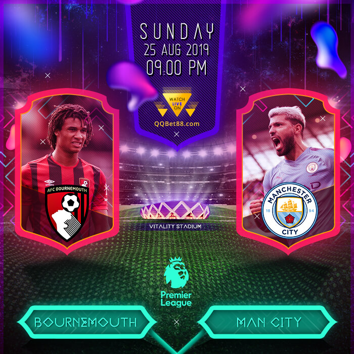 AFC Bournemouth VS Manchester City