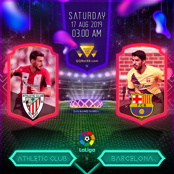 Athletic Club VS Barcelona