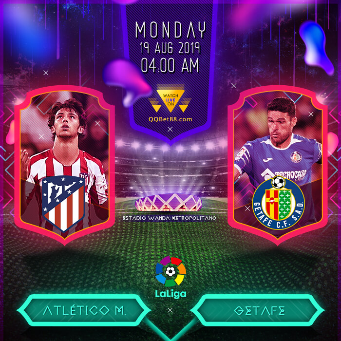 Atlético Madrid VS Getafe