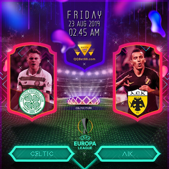 Celtic VS AIK