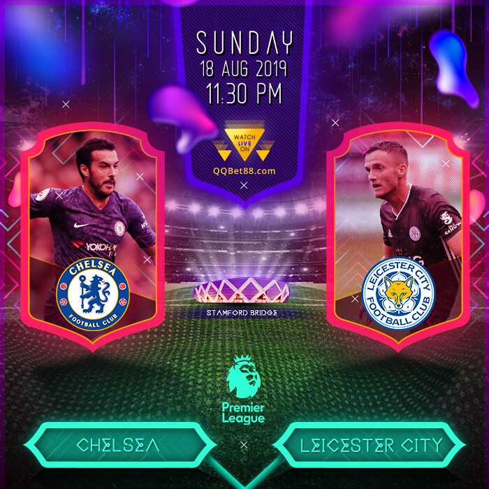 Chelsea VS Leicester City