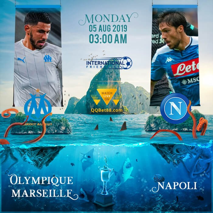 Olympique Marseille VS Napoli
