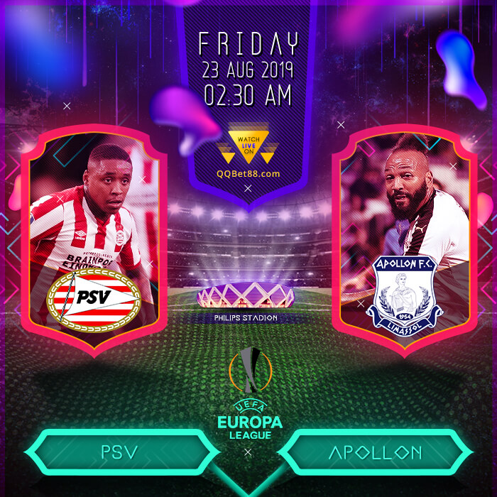 PSV VS Apollon