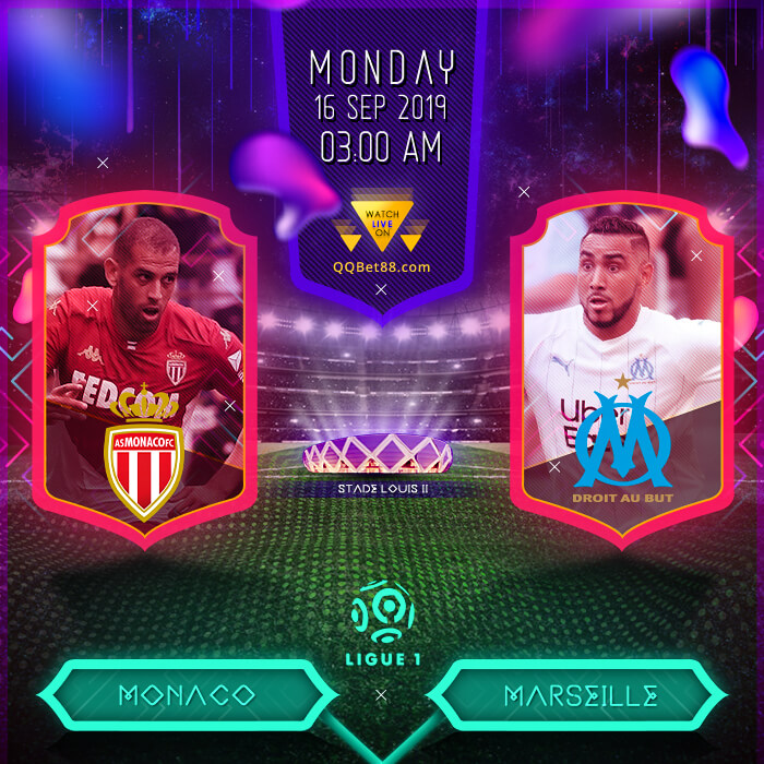 Monaco VS Olympique Marseille